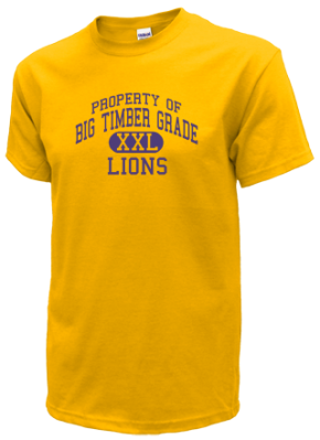 Big Timber Grade School Kid T-Shirts