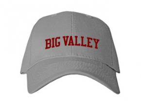 Big Valley High School Kid Embroidered Baseball Caps