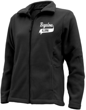 Bigelow Middle School Embroidered Fleece Jackets