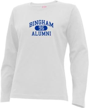 Bingham Elementary School Long Sleeve Shirts