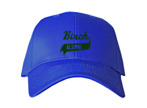 Birch Primary School Embroidered Baseball Caps