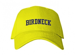 Birdneck Elementary School Kid Embroidered Baseball Caps