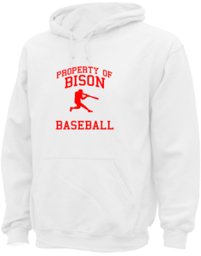 Bison High School Hoodies