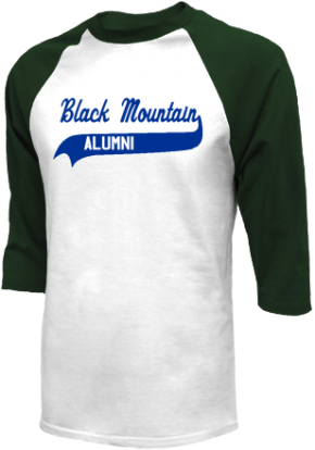 Black Mountain Elementary School Raglan Shirts