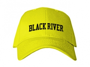 Black River School Kid Embroidered Baseball Caps