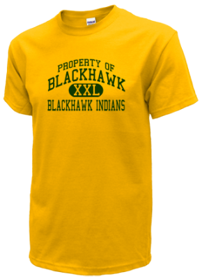 Blackhawk Middle School Kid T-Shirts