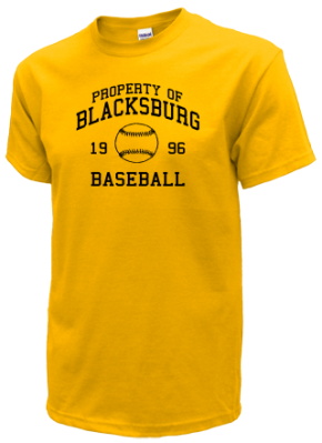 Blacksburg High School T-Shirts