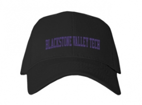 Blackstone Valley Tech High School Kid Embroidered Baseball Caps