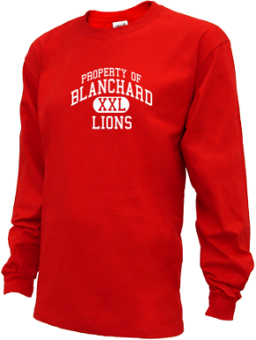 Blanchard Elementary School Kid Long Sleeve Shirts