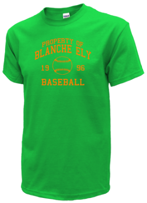 Blanche Ely High School T-Shirts