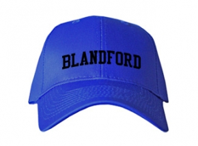 Blandford Elementary School Kid Embroidered Baseball Caps