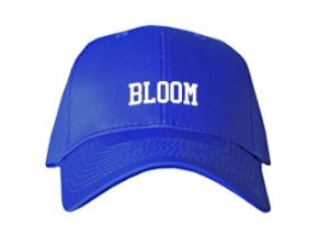 Bloom Elementary School Kid Embroidered Baseball Caps