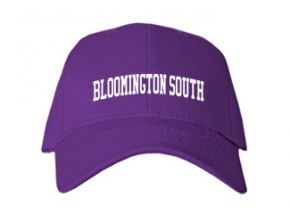 Bloomington South High School Kid Embroidered Baseball Caps