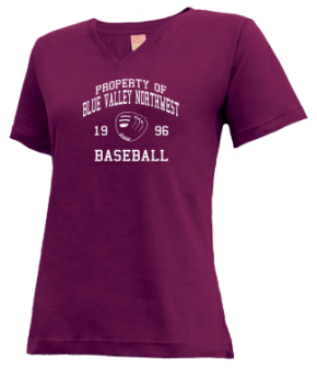 Blue Valley Northwest High School V-neck Shirts