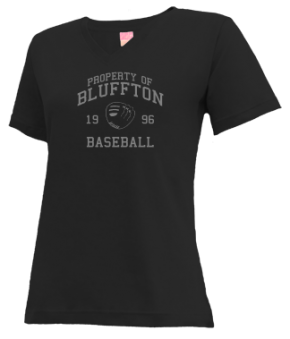Bluffton High School V-neck Shirts