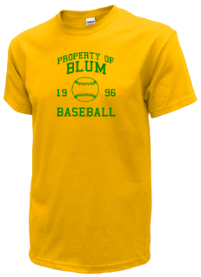 Blum High School T-Shirts