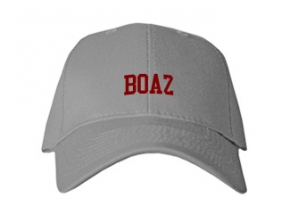 Boaz High School Kid Embroidered Baseball Caps