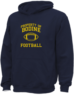 Bodine Elementary School Kid Hooded Sweatshirts