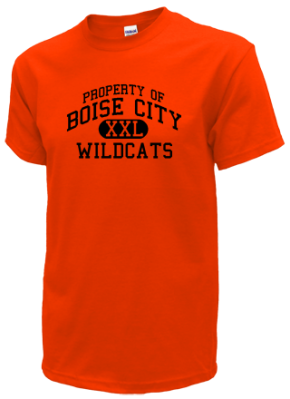 Boise City Elementary School T-Shirts