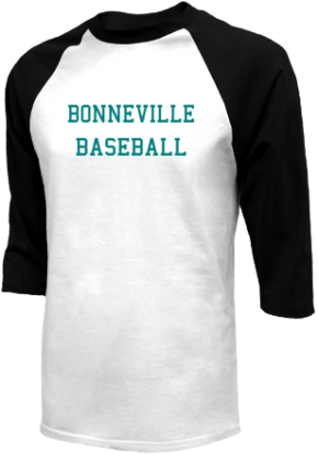 Bonneville High School Raglan Shirts