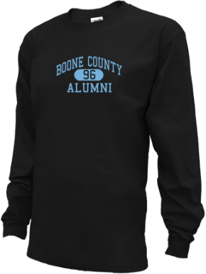Boone County High School Long Sleeve Shirts