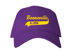 Booneville Elementary School Embroidered Baseball Caps