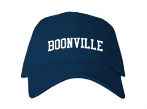 Boonville High School Kid Embroidered Baseball Caps