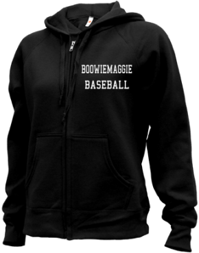 Boowiemaggie High School Zip-up Hoodies
