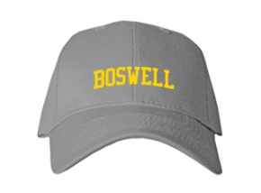 Boswell High School Kid Embroidered Baseball Caps
