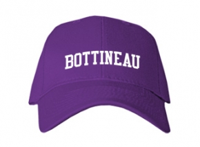 Bottineau High School Kid Embroidered Baseball Caps