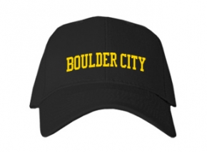 Boulder City High School Kid Embroidered Baseball Caps