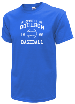 Bourbon High School T-Shirts