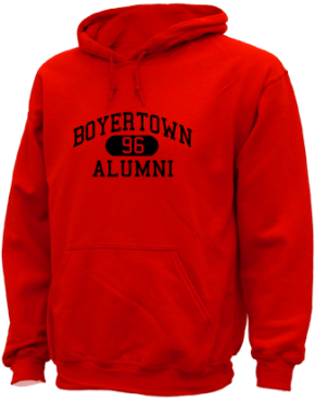 Boyertown High School Hoodies
