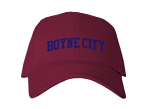 Boyne City High School Kid Embroidered Baseball Caps