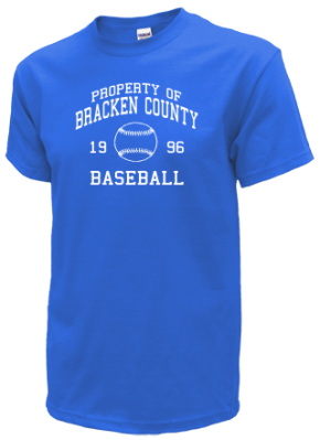 Bracken County High School T-Shirts