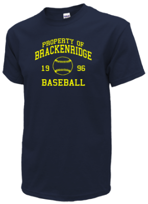 Brackenridge High School T-Shirts