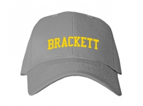 Brackett High School Kid Embroidered Baseball Caps