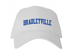 Bradleyville High School Kid Embroidered Baseball Caps