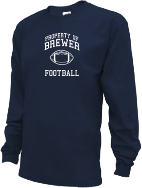 Brewer Middle School Kid Long Sleeve Shirts
