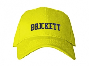 Brickett Elementary School Kid Embroidered Baseball Caps