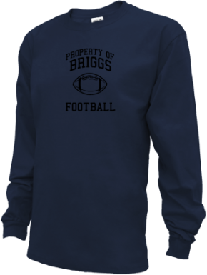 Briggs Elementary School Kid Long Sleeve Shirts