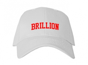 Brillion High School Kid Embroidered Baseball Caps