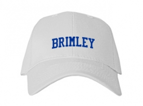 Brimley High School Kid Embroidered Baseball Caps