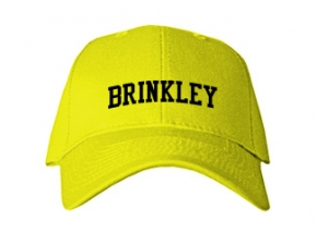 Brinkley Middle School Kid Embroidered Baseball Caps