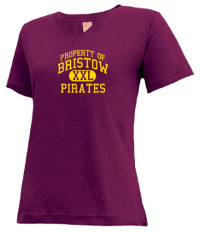Bristow Middle School V-neck Shirts