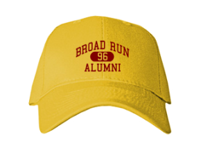 Broad Run High School Embroidered Baseball Caps