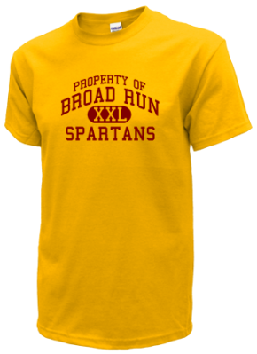 Broad Run High School Kid T-Shirts