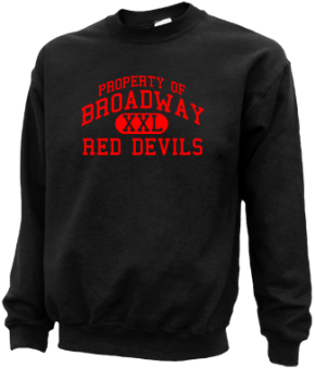 Broadway Elementary School Sweatshirts