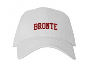 Bronte High School Kid Embroidered Baseball Caps
