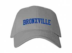 Bronxville High School Kid Embroidered Baseball Caps